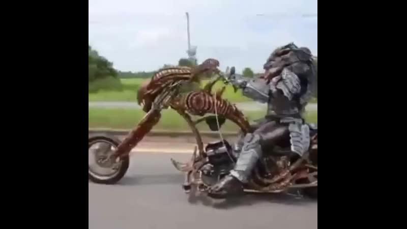 Мотоциклист. Группа Выжить Любой Ценой