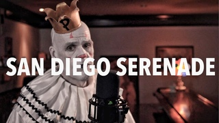 Puddles Pity Party - San Diego Serenade (Tom Waits cover)