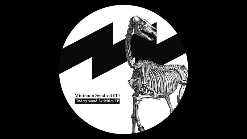 Minimum Syndicat - Signal Zero [MS010]