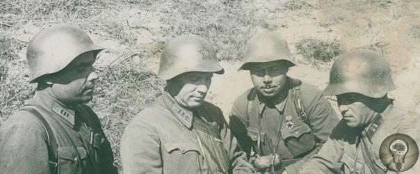 Почему советские солдаты во время войны не носили каски