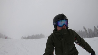 PPD VLOG - Snowboard Day-trip to Arapahoe Basin