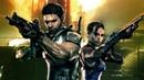 Resident Evil 5 Глава 3-2 Место Казни / Нефтяной Комплекс. Глава 3-3 Скважина / Босс-Ирвин