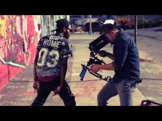 Ricky Blaze feat. Chelley - Take Ya Money (Behind The Scenes)