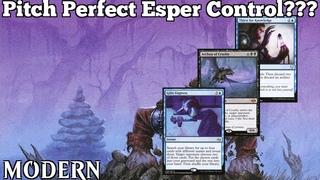 Pitch Perfect Esper Control??? | Modern [MTGO] | [MH2] esper reanimator control | Modern