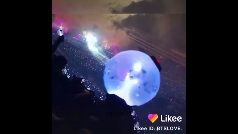 Концерт BTS-это космос😍💫