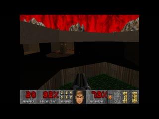 Doom II: Hell on Earth (сложность - Hurt me Plenty) #7