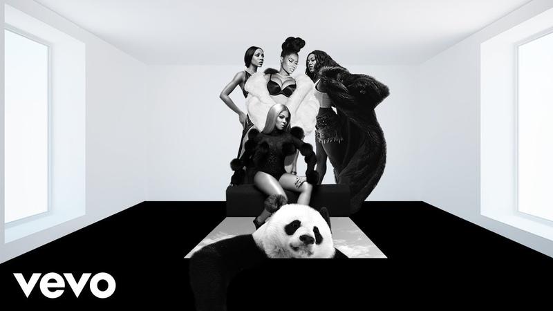 Nicki Minaj Panda MC Freestyle feat Lady Leshurr Lil Mama Lil Kim MASHUP
