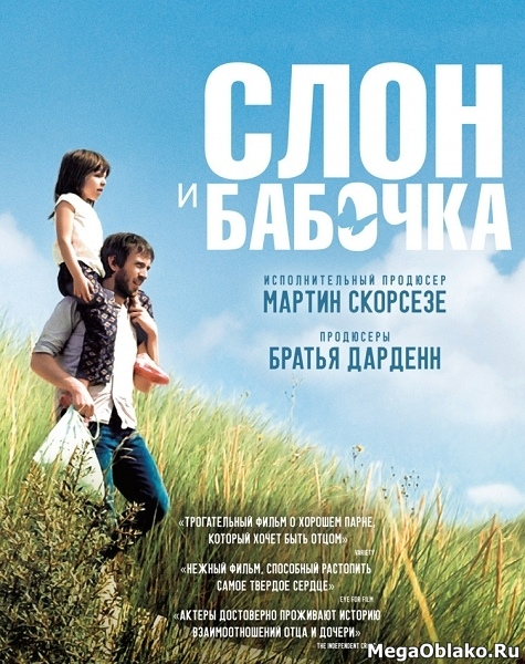 Слон и бабочка / The Elephant and the Butterfly / Drôle de père (2017/WEB-DL/WEB-DLRip)