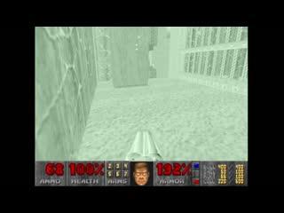 Doom II: Hell on Earth (сложность - Hurt me plenty) #3