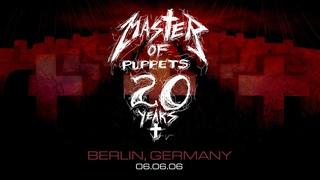 Metallica: Live in Berlin, Germany - June 6, 2006 (Full Concert)