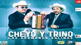 Cheyo y Trino Los Hnos Salinas - El😲 Macho...🐎 Prieto👨🏿🦰
