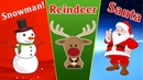 Learn Christmas Vocabulary English lesson on Christmas English Speaking Practice