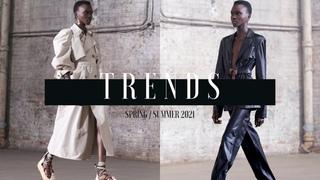 Jacket Trends - Spring/Summer 2021