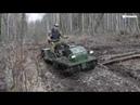 Весенний тест-драйв мотобуксировщиков POMOR Лес, болото, бездорожье!