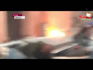 Именно Коломойский стоит за кровавыми событиями 2 мая в Одессе! танки