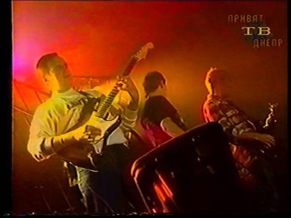 кт Панорама (Приват ТВ, 27.11.1996). Інтервю з лідером гурту Сектор Газа, та пісня Не даёт.