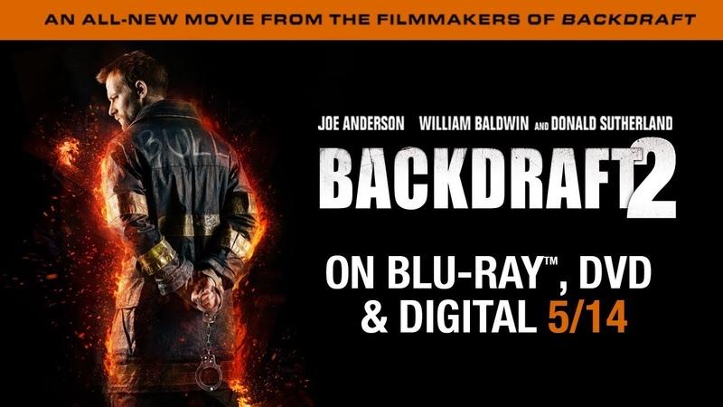 Обратная тяга 2 Backdraft 2 (2019) трейлер