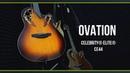 Электроакустическая гитара Ovation CELEBRITY® ELITE CE44