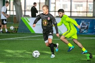 КФК КПРФ vs Adidas-SPB