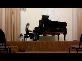 J. Brahms. 4 Klavierstücke, op. 119