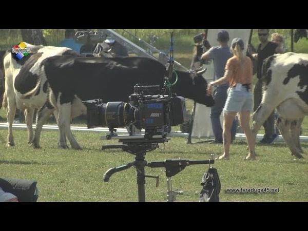 В Павловском Посаде прошли съемки художественного фильма Стрельцов