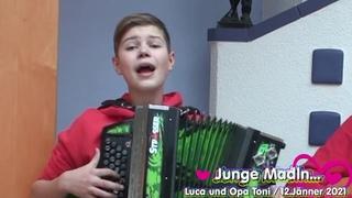 Junge Madln, fesche Madln - Luca Stangl
