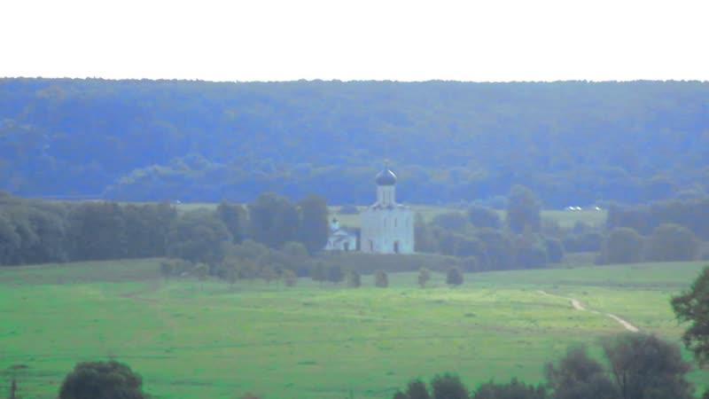 Боголюбский монастырь утренний звон 1