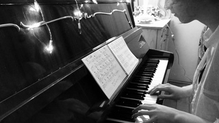 Последнее испытание - Ария чародея (А. Круглов) - [PIANO COVER]