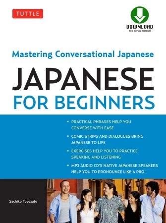 Tuttle Japanese for Beginners - Sachiko Toyozato