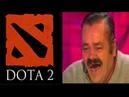 Испанец хохотун рассказывает как сыграл в Dota 2
