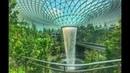 Jewel Changi Airport: WORLD'S TALLEST INDOOR WATERFALL, HSBC RAIN VORTEX (preview)