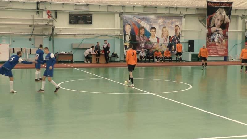 Матадор 6 - 0 Буревестник