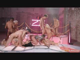 Lela Star, Xander Corvus, Keiran Lee, Gina Valentina, Karma Rx, Bridgette B gangbang dp brazzers house big tis свингеры порно