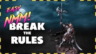 EASY NMM! Break the rules and find a simple way to paint like this!