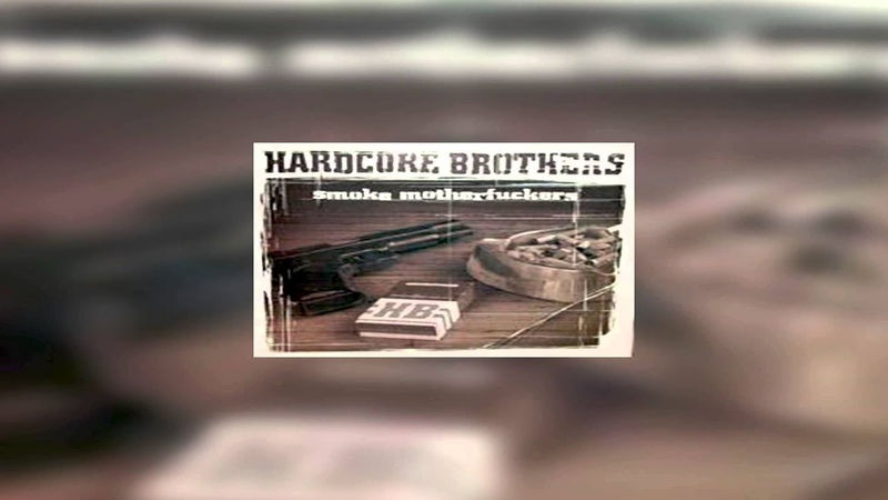 Hardcore Brothers My Shit Is Raw