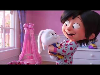 Утро кролика Снежка/ Тайная жизнь домашних животных 2