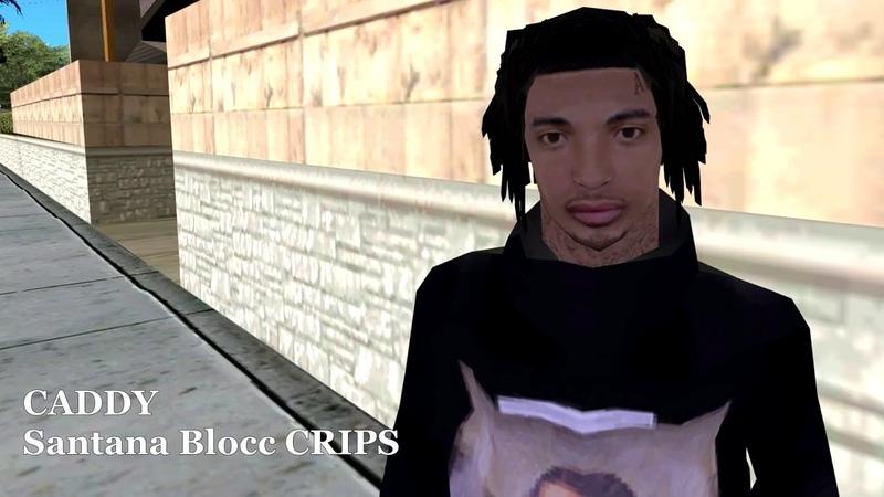 Street Gangs South L.S. Bloods Crips