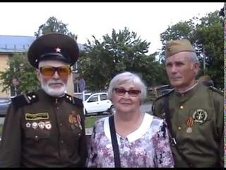 . 2020 Открытие памятника ветеранам ГСВГ в Малой Пурге