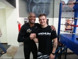 Anderson Silva :  Training and Techniques for Muay Thai MMA (Full Training Video)