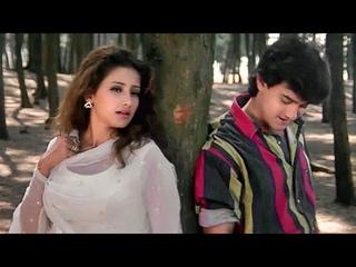 Raja Ko Rani Se-4k Full Video Song | Aamir Khan & Manisha | Akele Hum Aklee Tum | 90's Hit Songs