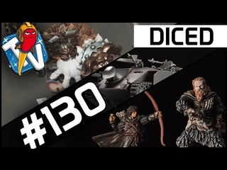 DICED - Die Tabletopshow auf Rocket Beans TV #130 | Game of Thrones | Super Fantasy Brawl | DICED