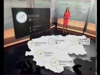 Прогноз погоды дает подсказку народу Украины!