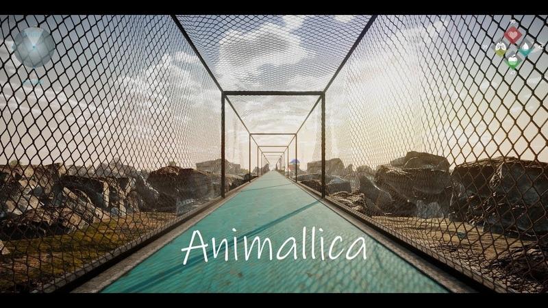 Animallica 4 Локация Land Base