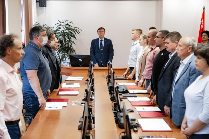 Нового председателя Совета депутатов изберут в Дубне 17 сентября