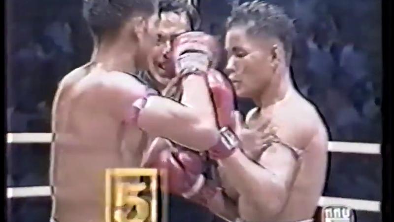 Jongsanan Lookrongbonkaew vs Sakmongkol Sitchuchok