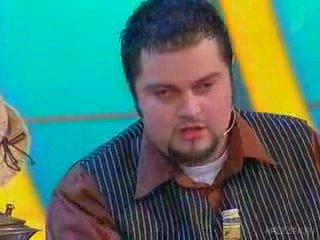 КВН. Мегаполис. Как поссорились Денис Леонидович и Наталья Андреевна.