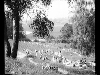 Советская кинохроника - Дом отдыха в Саввинском монастыре (1933)