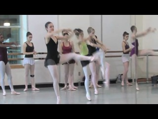 PNB's Summer Course-Woman's Variation