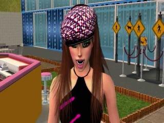 Bratz Rock Angelz Full Movie - Sims 2 - Part 2