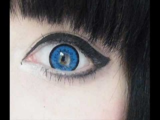 Dolly Eyes Blue Review by KANA